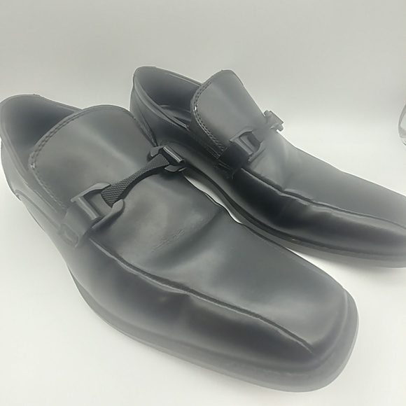 Kenneth Cole Reaction Other - Kenneth Cole Reaction Black Dress Shoes Si…